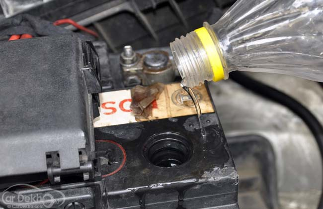 Distilled Or Tap Water For Car Battery