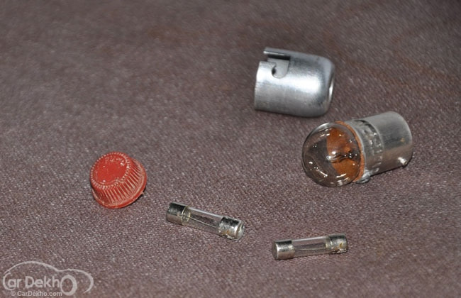 Spare-Fuses