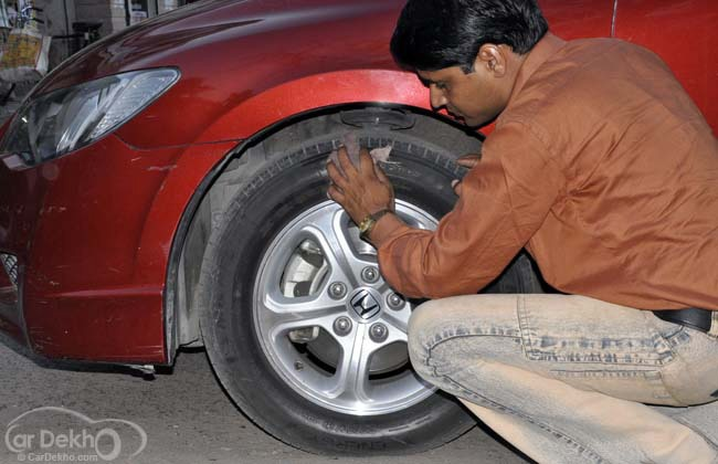 inspection-of-tyre