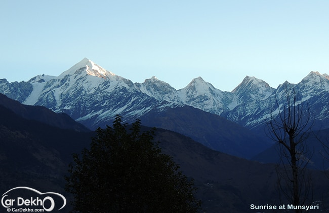 Himalayan Endeavour - Driving to Kumaon