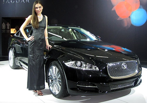 Pictures of New Jaguar Cars The All New Jaguar xj Model is