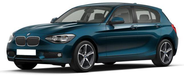 Midnight Blue   BMW பிஎம்டபிள்யூ 1-சீரீஸ்