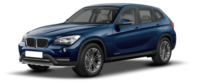 Deep Sea Blue   BMW X1 बीएमड्ब्ल्यू एक्स-1