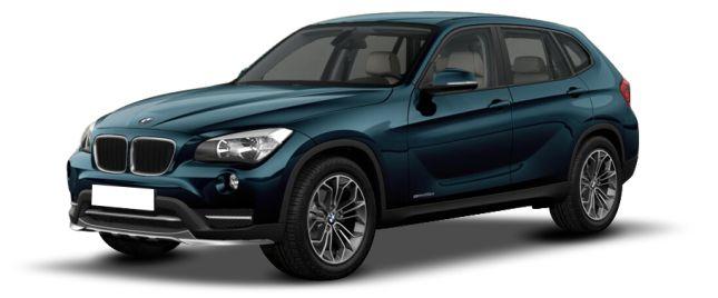 Midnight Blue   BMW X1 बीएमड्ब्ल्यू एक्स-1