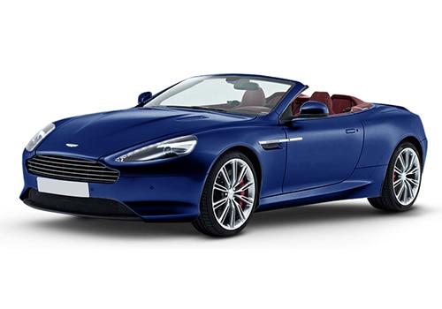 Aston Martin DB9 Cobalt Blue Color