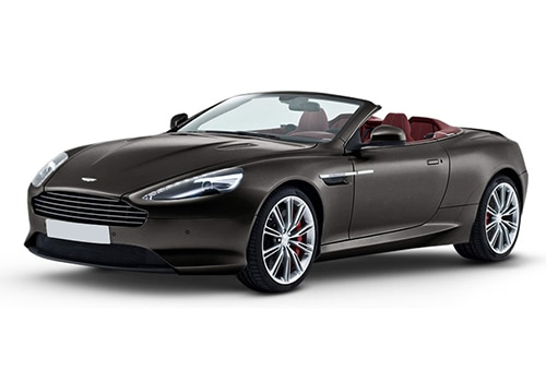 Aston Martin DB9 Grey Bull Color