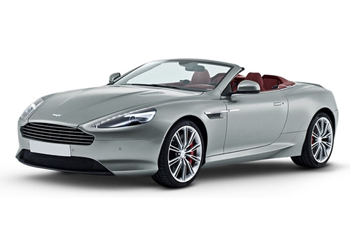 Aston Martin DB9 Hardly Green Color