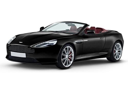 Aston Martin DB9 Jet Black Color