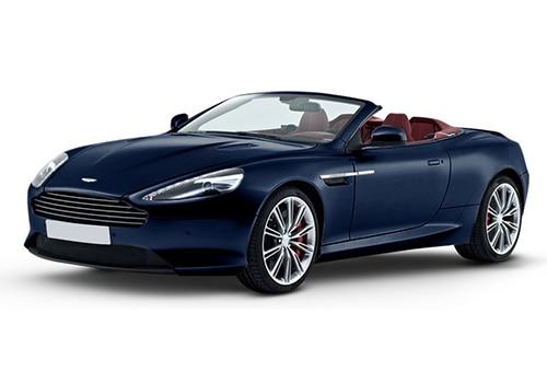 Aston Martin DB9 Midnight Blue Color