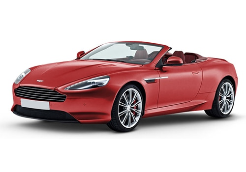 Aston Martin DB9 Red Lion Color