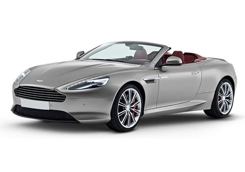 Aston Martin DB9 Silver Fox Color