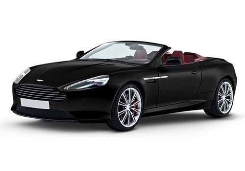 Aston Martin DB9 Storm Black Color