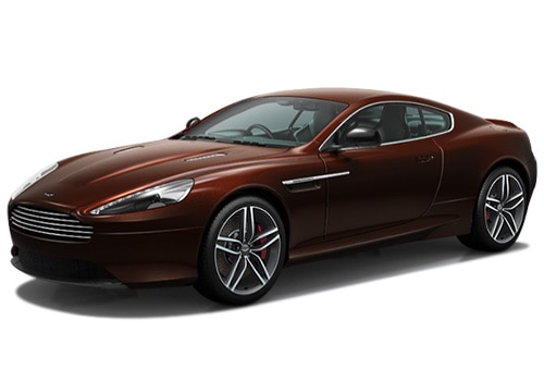 Aston Martin DB9 Bronze Color Pictures