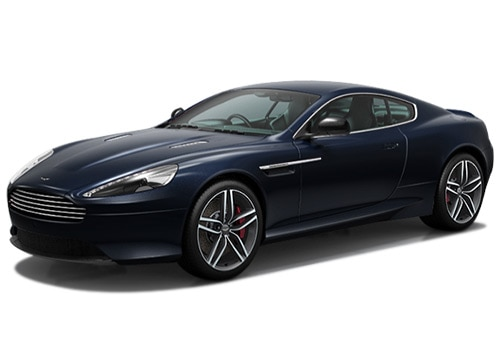 Aston Martin DB9 Midnight Blue Color