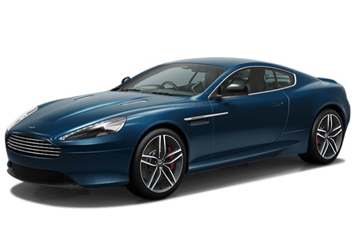 Aston Martin DB9 Ocellus Teal Color