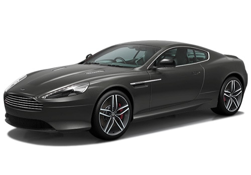 Aston Martin DB9 Quantum Silver Color