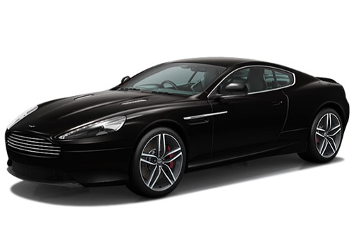 Aston Martin DB9 Storm Black Color