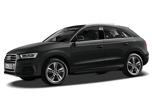 Audi Q3 Mythos Black Color