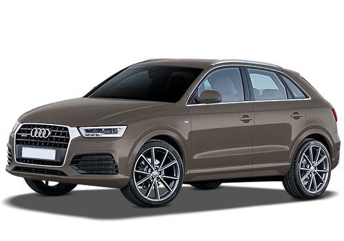 Audi Q3 Tundra Brown Color