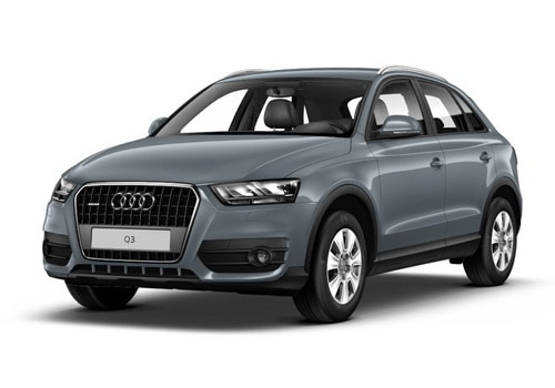 Audi Q3 Monsoon Grey Color