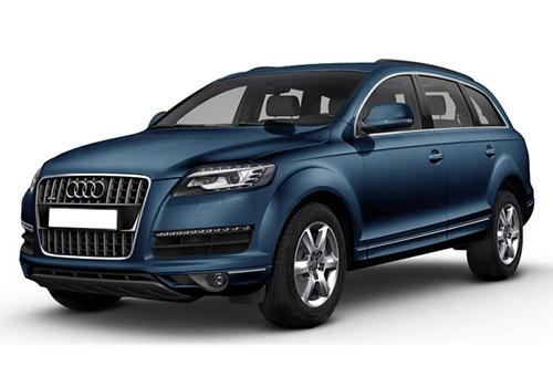 2015 Land Rover Range Rover Evoque Pure >> Audi Q7 Colors, 6 Audi Q7 Car Colours Available in India ...