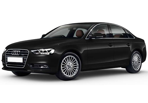 Audi S4 Brilliant Black Color Picture