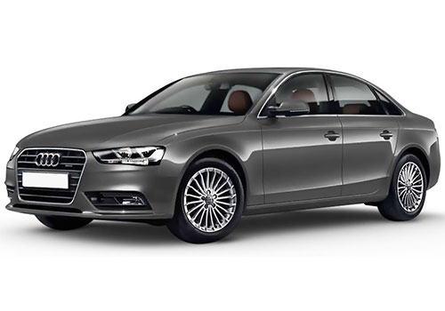 Audi S4 Monsoon Gray Metallic Color