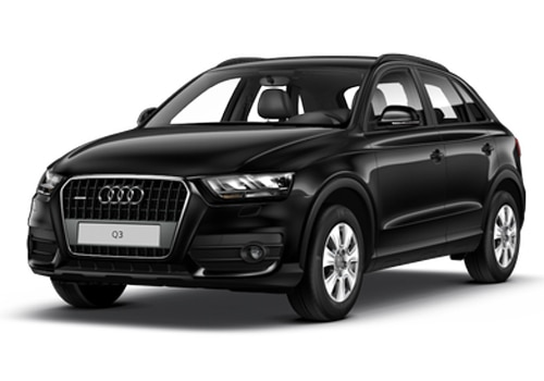 Audi Q3 Black Color Pictures
