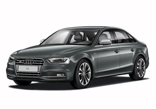 Audi S4 Metallic Grey Color Pictures