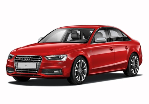 Audi S4 Red Color Pictures