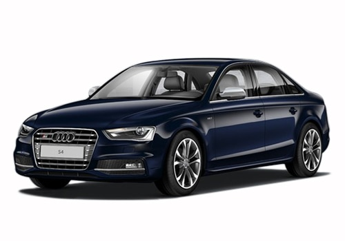 Audi S4 Blue Color Pictures