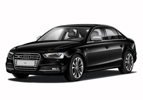 Audi S4 Black Color Pictures