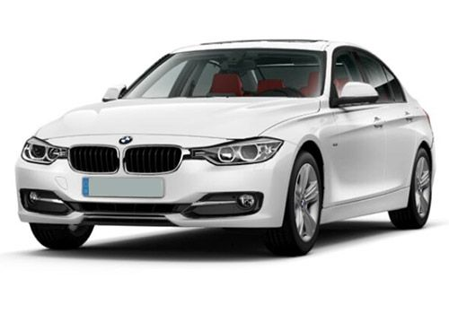 BMW 3 Series Alpine White Color