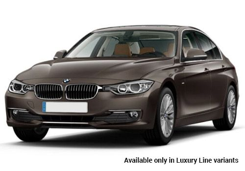 BMW 3 Series Havanna Luxury-Line variant Color
