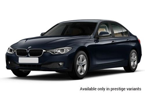 BMW 3 Series Imperial Blue Brilliant Effect Prestige Variant Color