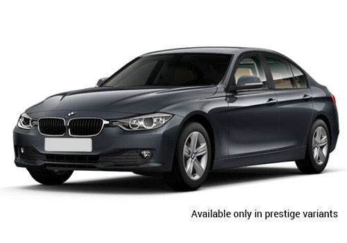 BMW 3 Series Mineral Grey Prestige Variant Color