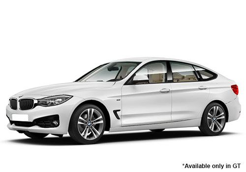BMW 3 Series Alpine White GT Variant Color