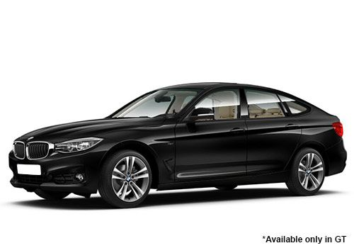 BMW 3 Series Black Sapphire GT Variant Color