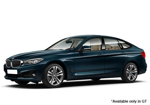 BMW 3 Series Midnight Blue GT Variant Color