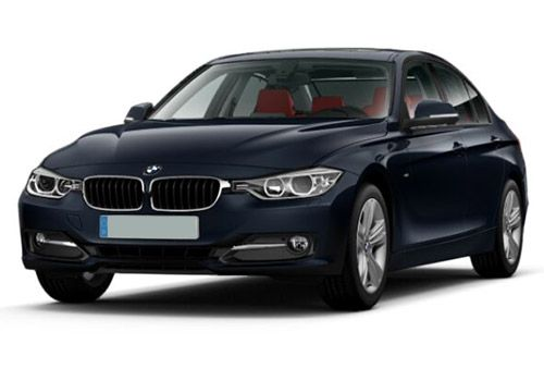 BMW 3 Series Imperial Blue Brillant Effect Color