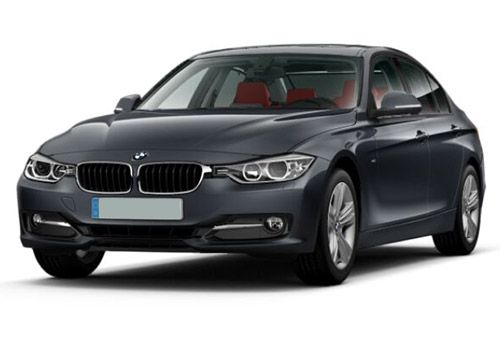 BMW 3 Series Mineral Grey Color