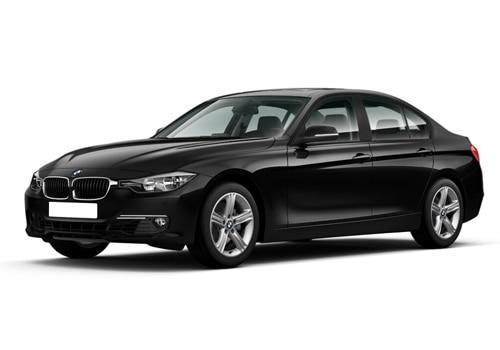 BMW 3 Series Black Sapphire Color