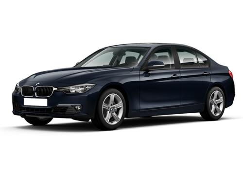 BMW 3 Series Impherial Blue Brilliant Effec Color