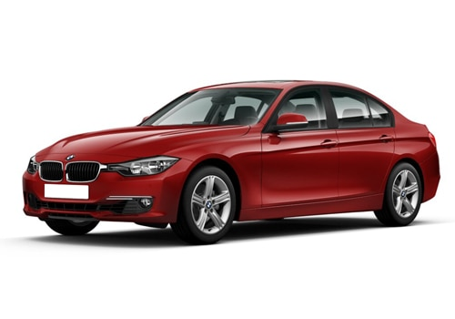 BMW 3 Series Melbourne Red Color