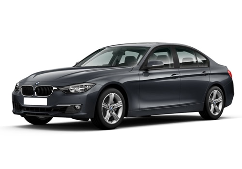 Bmw 3 Series Grey Color Pictures Cardekho India
