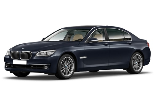 BMW 7 Series Imperial Blue Brillant Effect Color