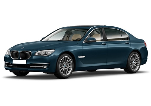 BMW 7 Series Midnight Blue - BMW 7 Series Color