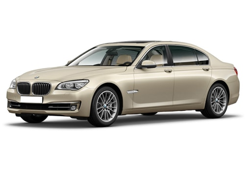 BMW 7 Series Milano Beige Color