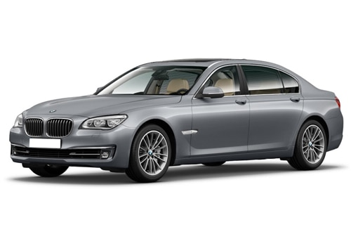BMW 7 Series Space Grey Color