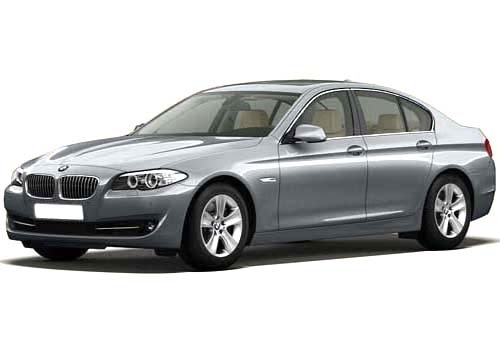 BMW 5 Series 2003-2012 Space Grey Color